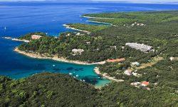 Hrvatska, otok Rab, Suha Punta, Eva Sunny Hotel