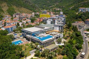 Crna Gora, Bečići, Falkensteiner hotel Montenegro