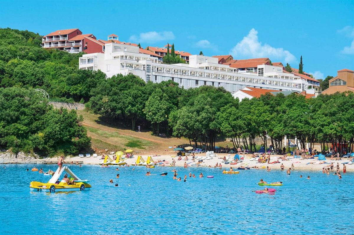Hrvatska, Duga Uvala, Hotel Duga Uvala
