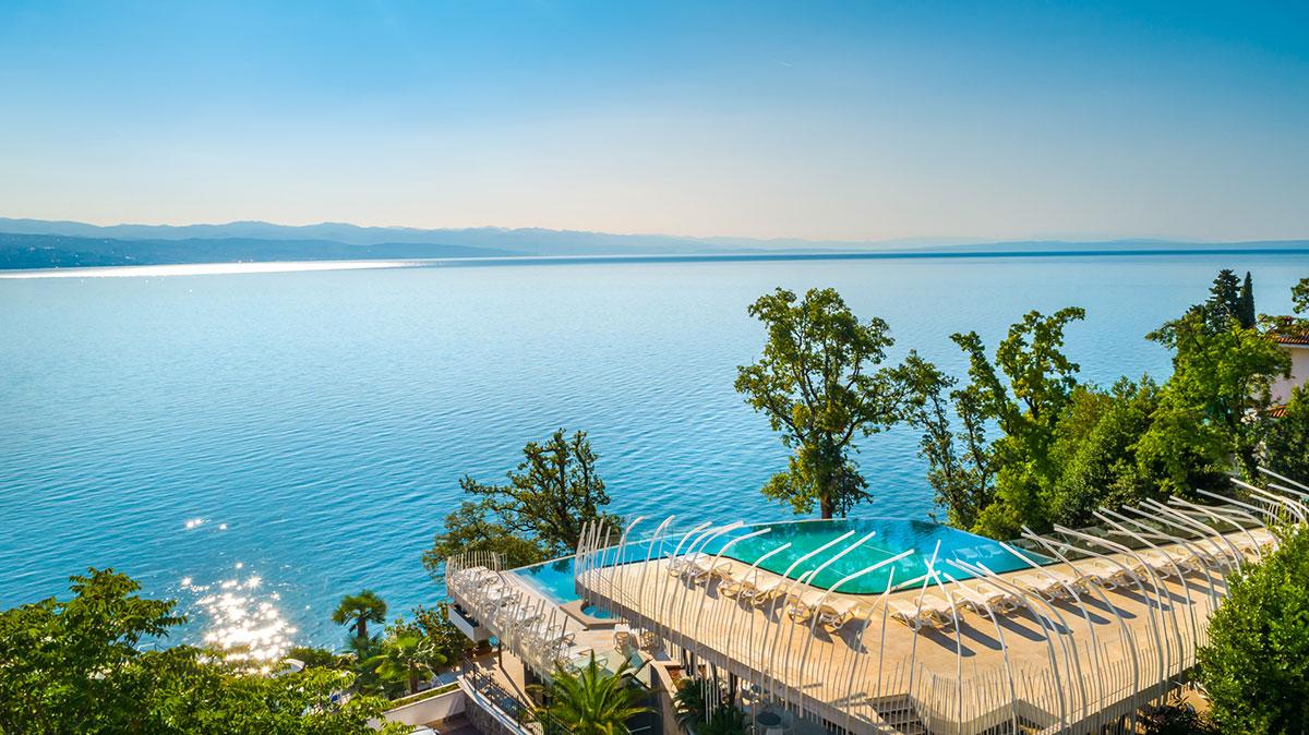 Hrvatska, Opatija, Grand Hotel Adriatic II