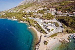 Hrvatska, Omiš, Turističko naselje Sagitta