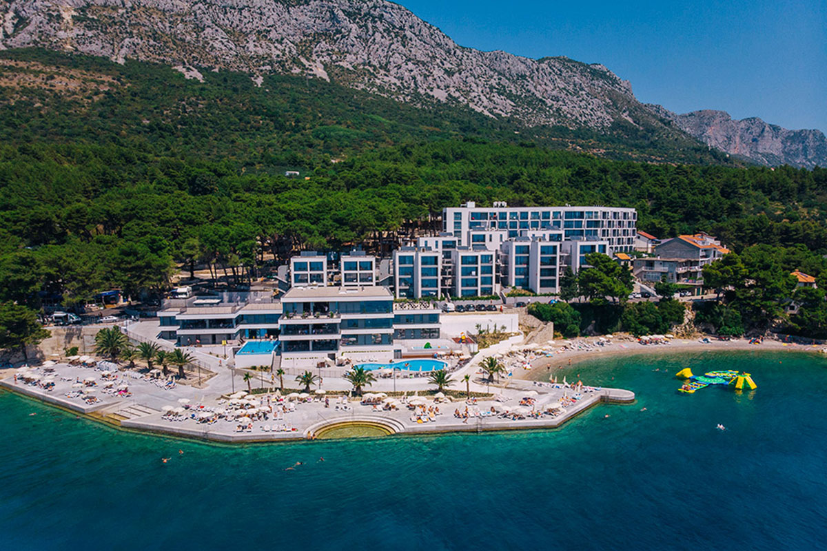 Hrvatska, Podaca, Morenia All Inclusive Resort