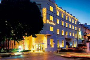Hrvatska, Split, Hotel President