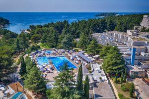 Hrvatska, Poreč, Hotel Valamar Crystal