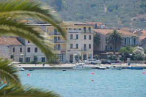Hrvatska, Otok Korčula, Vela Luka, Pansion Jadran