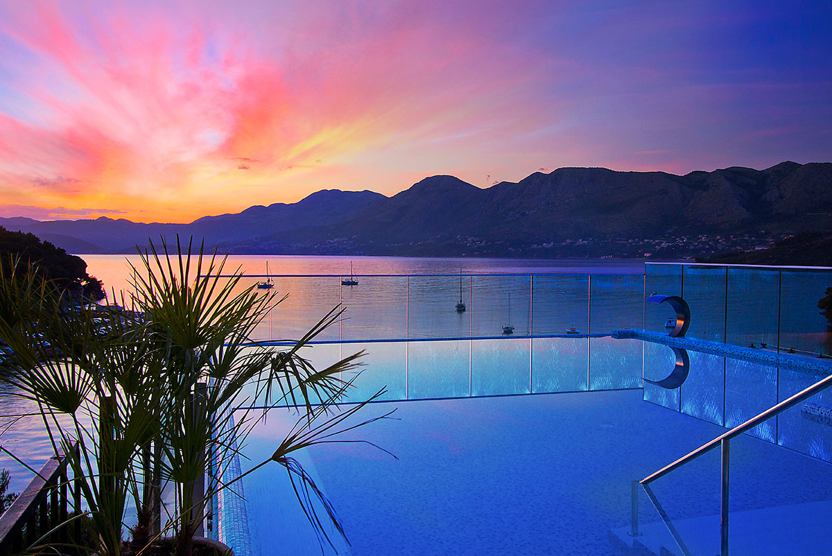 Hrvatska, Cavtat, Hotel Cavtat