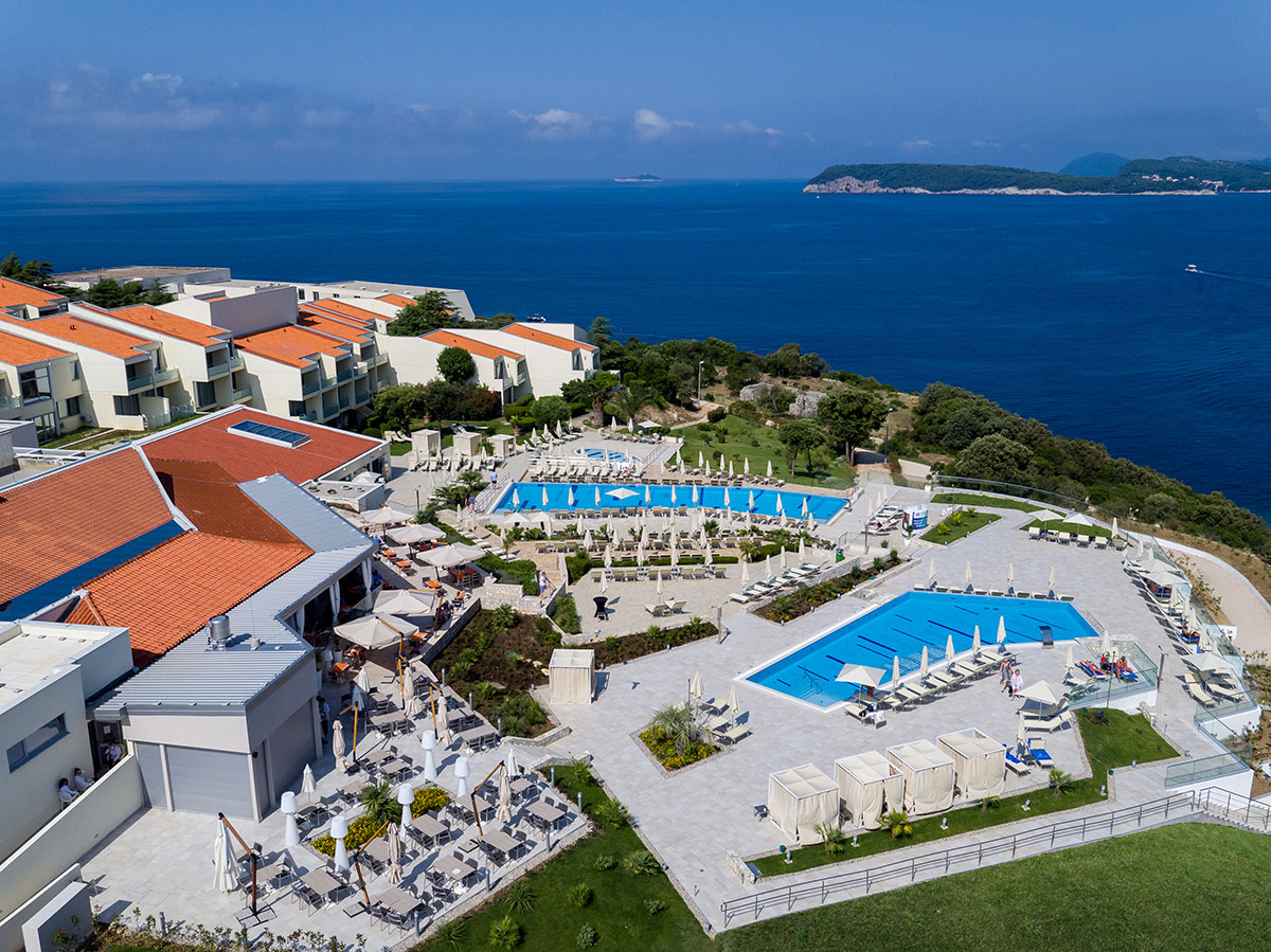 Hrvatska, Dubrovnik, Valamar Argosy Hotel