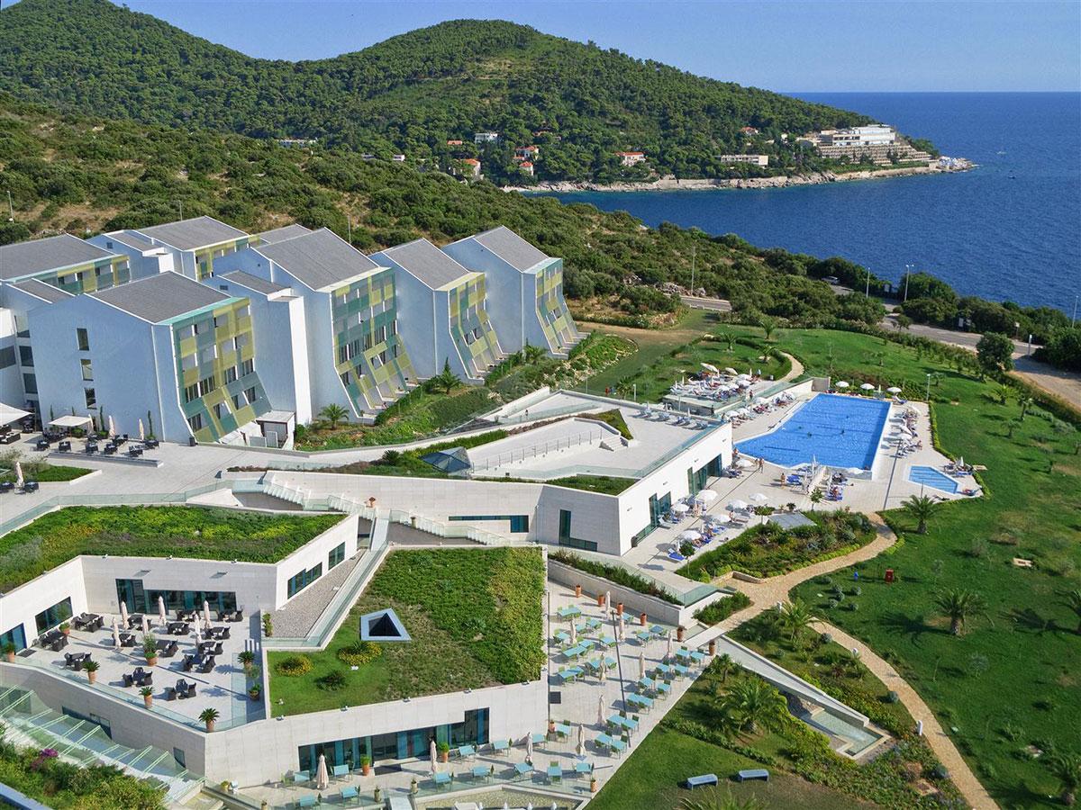 Hrvatska, Dubrovnik, Valamar Lacroma Dubrovnik Hotel