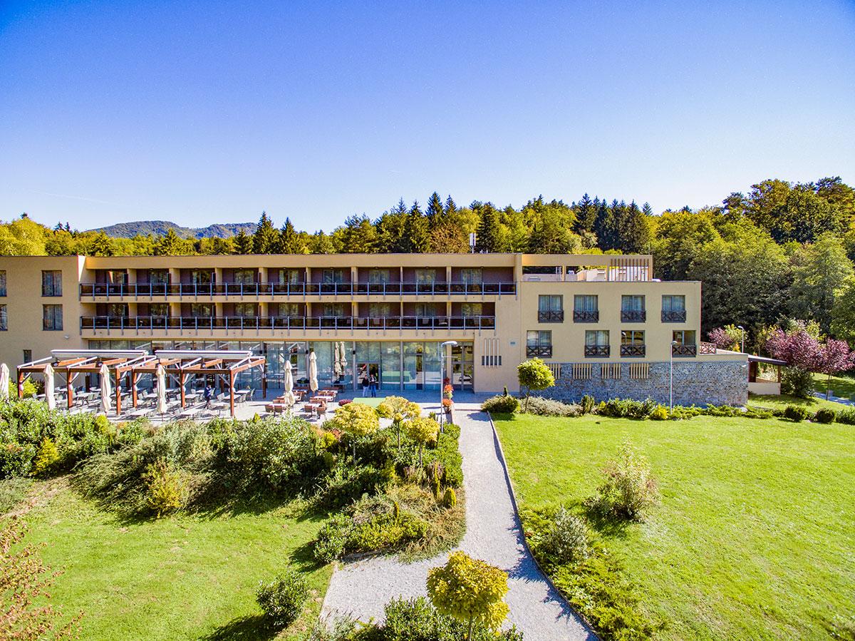 Hrvatska, Trakošćan, Hotel Trakošćan