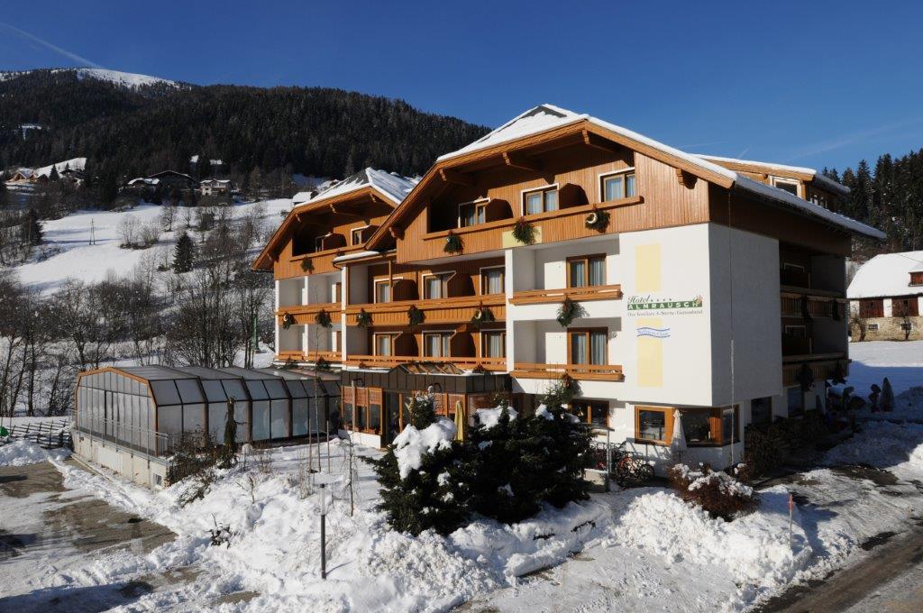 Austrija, Bad Kleinkirchheim, Hotel Almrausch