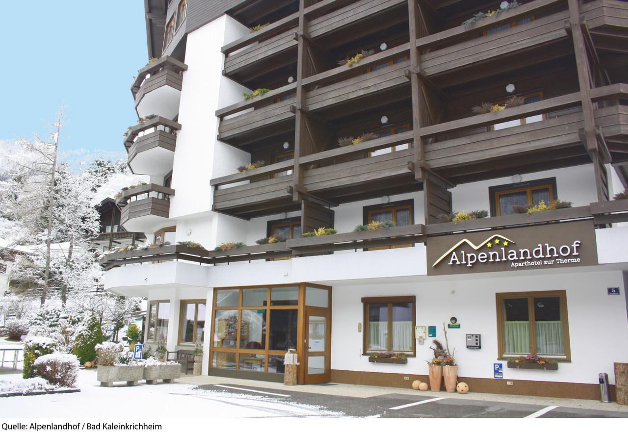 Austrija, Bad Kleinkirchheim, Aparthotel Alpenlanhof