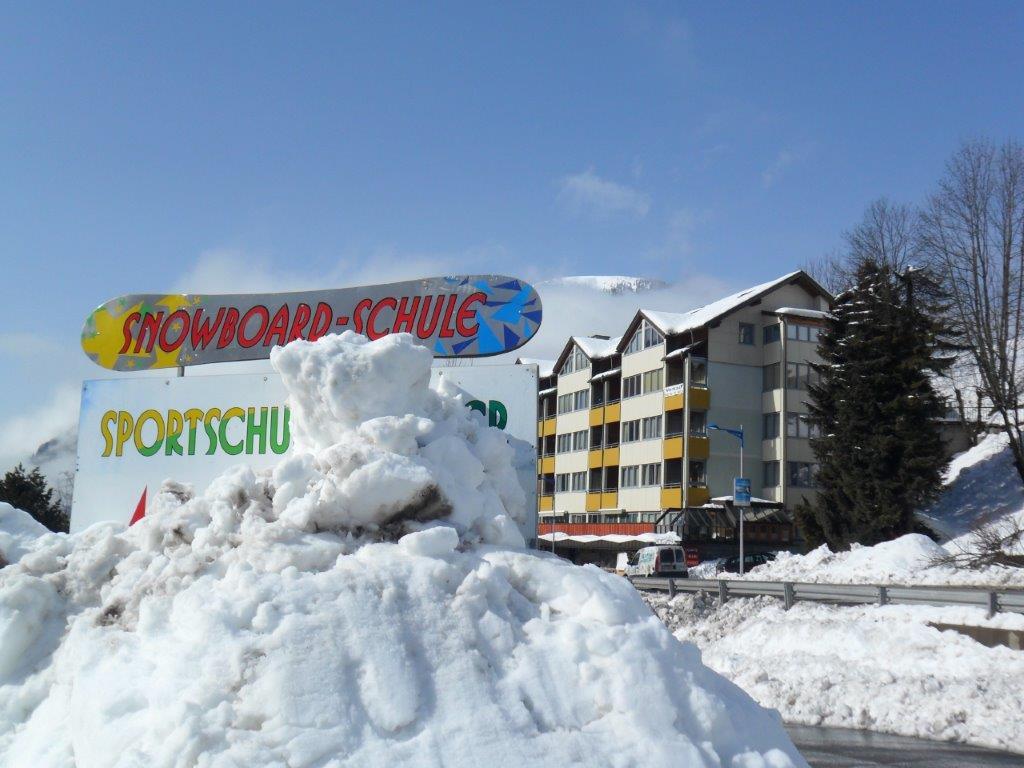Austrija, Bad Kleinkirchheim, Apartmani Cental