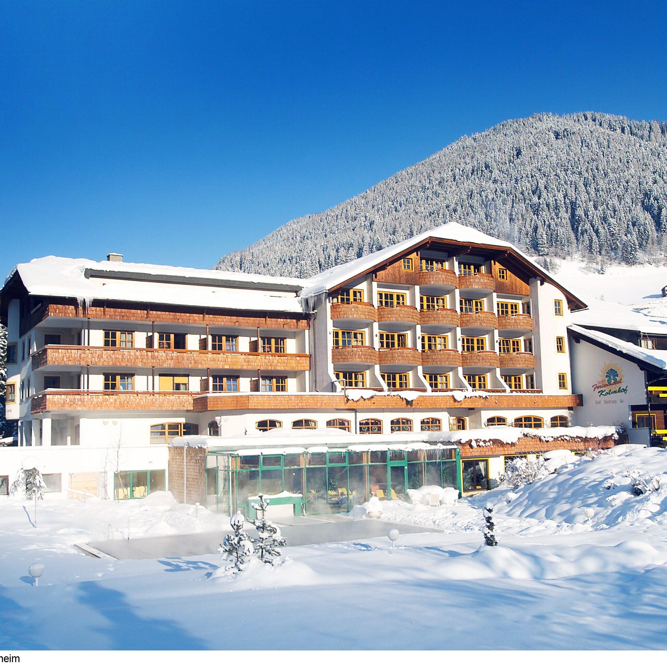 Austrija, Bad Kleinkirchheim, Hotel Kolmhof