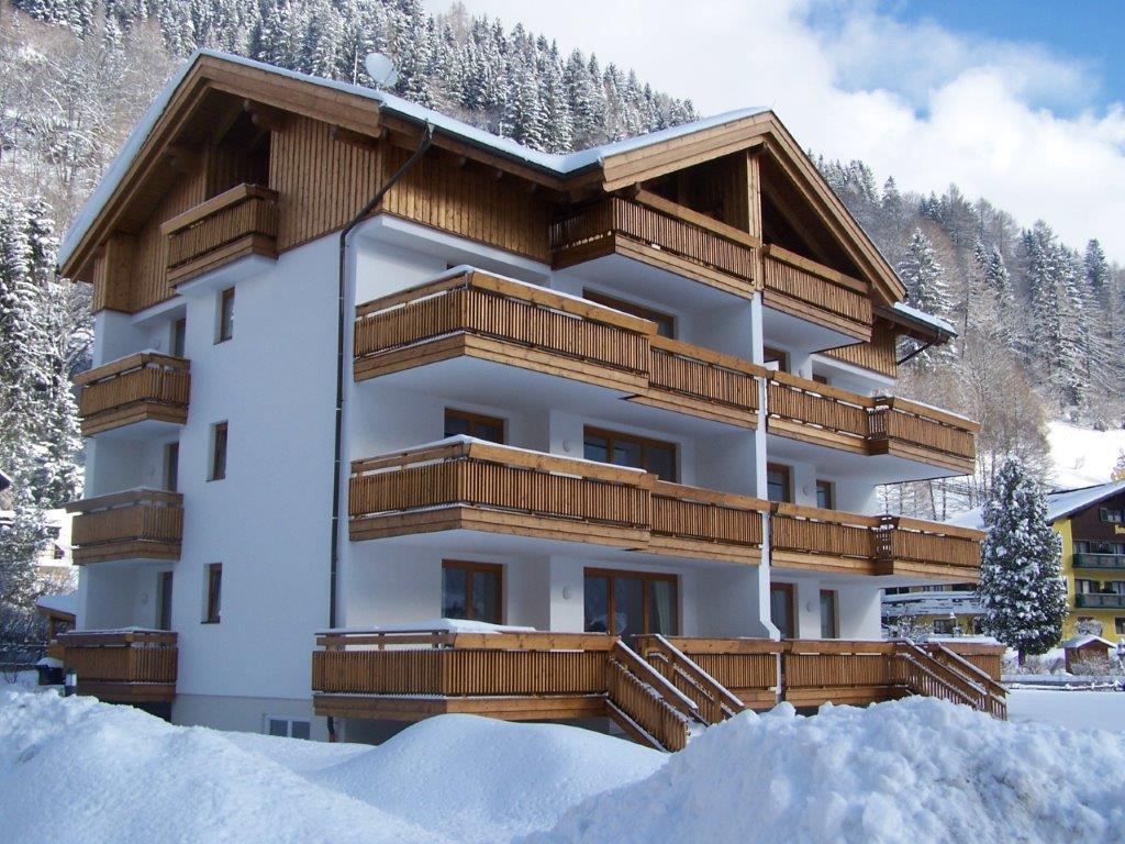 Austrija, Bad Kleinkirchheim, Residence Mariagrazia