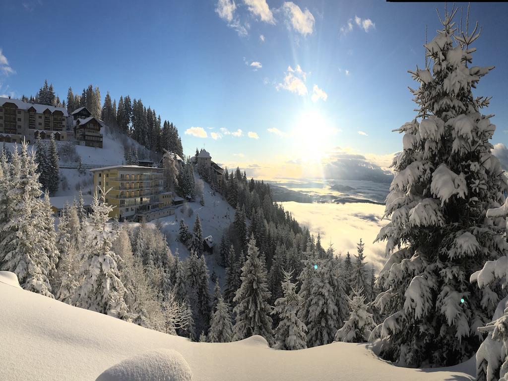 Austrija, Gerlitzen, Sonnenhotel Zaubek