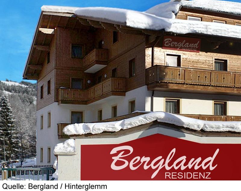 Austrija, Hinterglemm, Residence Bergland