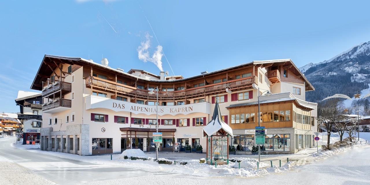 Austrija, Kaprun, Hotel Das Alpenhaus Kaprun