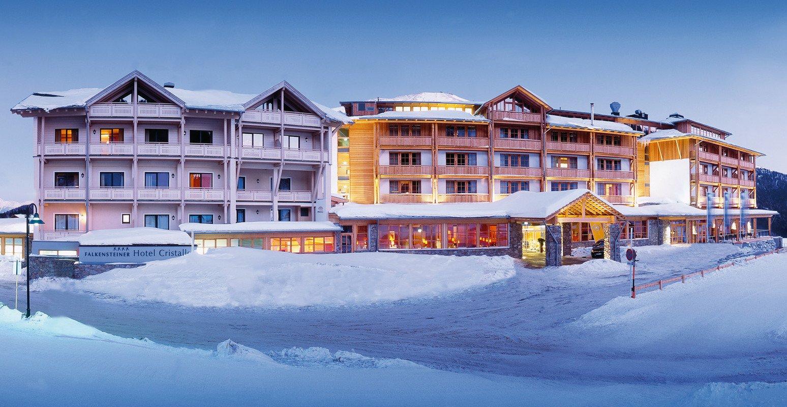 Austrija, Katschberg, Falkensteiner Hotel Cristallo