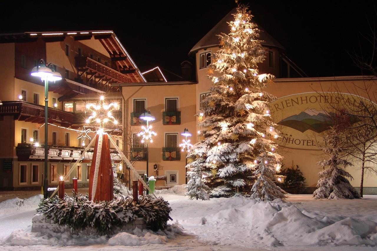 Austrija, Mallnitz, Ferienhotel Alber