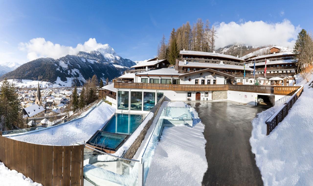 Austrija, Matrei, Hotel i apartmani Goldried