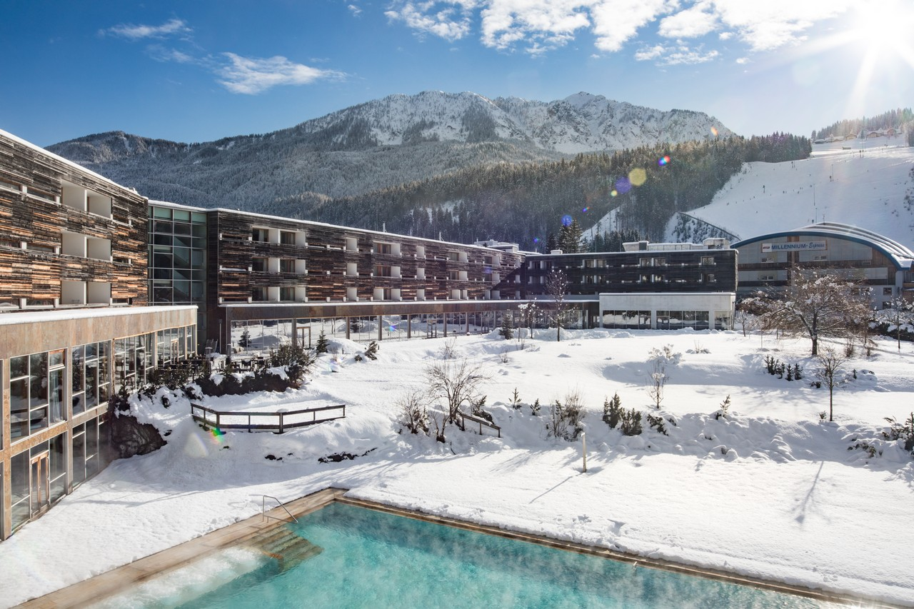 Austrija, Nassfeld, Falkensteiner Hotel & Spa Carinzia