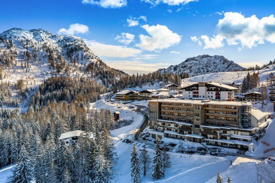 Austrija, Nassfeld, Falkensteiner Hotel Sonnenalpe