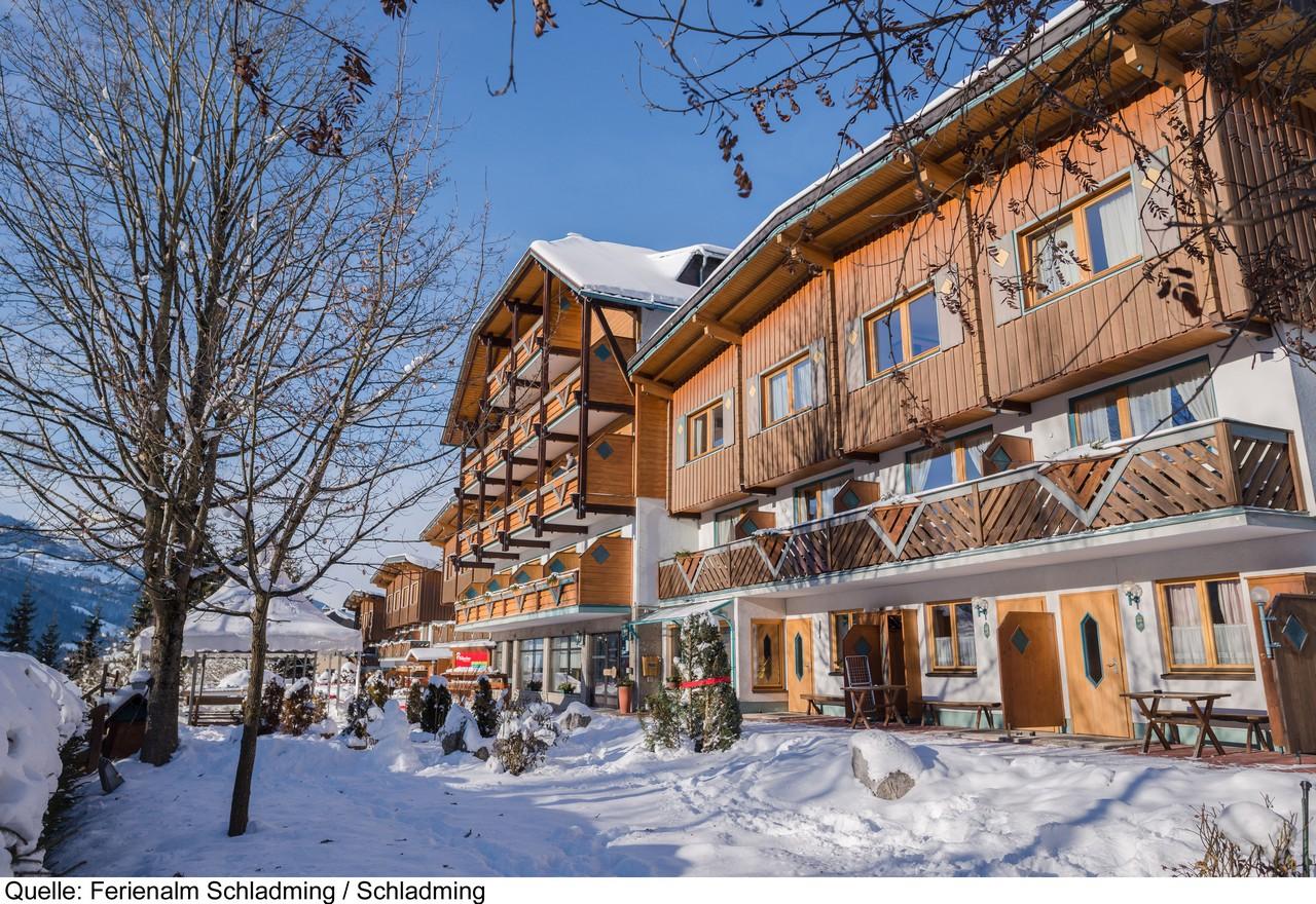 Austrija, Schladming, Hotel Ferienalm