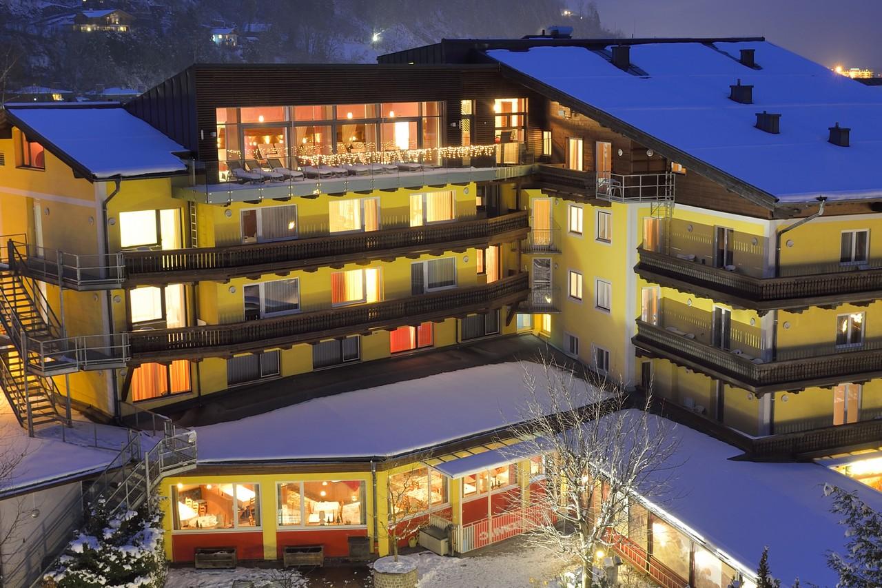 Austrija, Zell am See, Hotel Der Schutthof