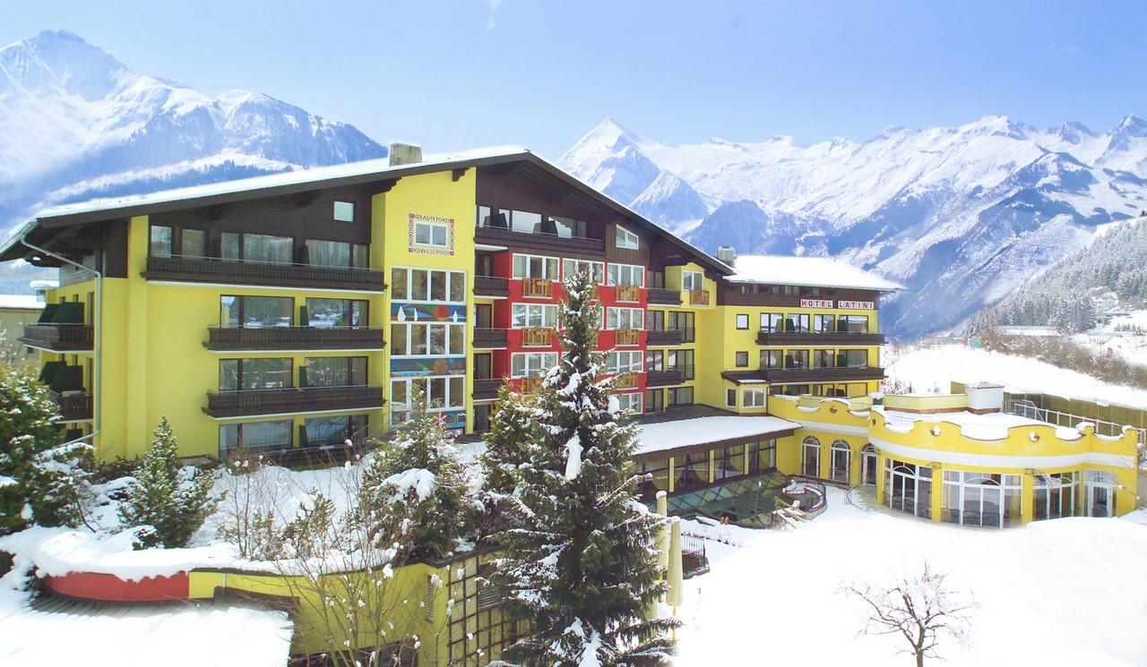 Austrija, Zell am See, Hotel Latini
