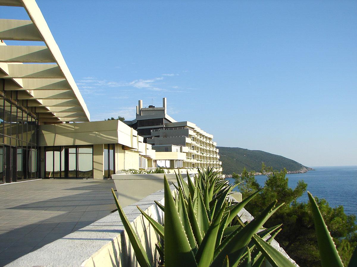 Hrvatska, Cavtat, Hotel Croatia