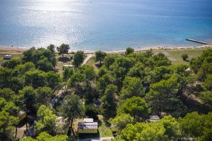 Hrvatska, Fažana, Mobilne Kućice Pineta