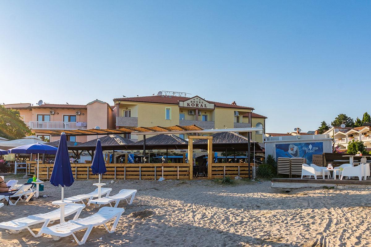 Hrvatska, Medulin, Hotel Koral