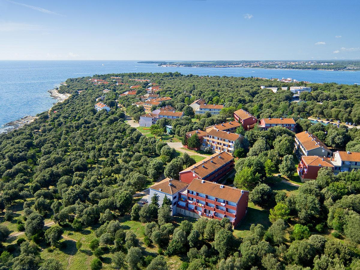Hrvatska, Poreč, Lanterna Sunny Resort Hotel by Valamar