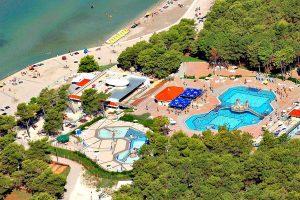 Hrvatska, Zaton, Mobilne kućice Zaton Adria More