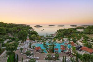 Hrvatska, otok Hvar, Grad Hvar, Amfora Hvar Grand Beach Resort
