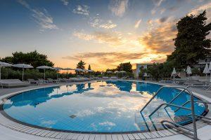 Hrvatska, otok Hvar, Grad Hvar, Pharos Hvar Bayhill Hotel