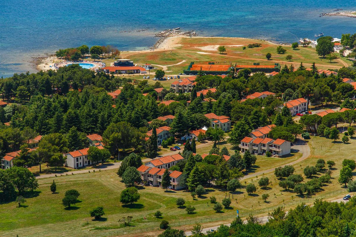 Hrvatska, Umag, Apartmani i Bungalovi Polynesia Plava Laguna