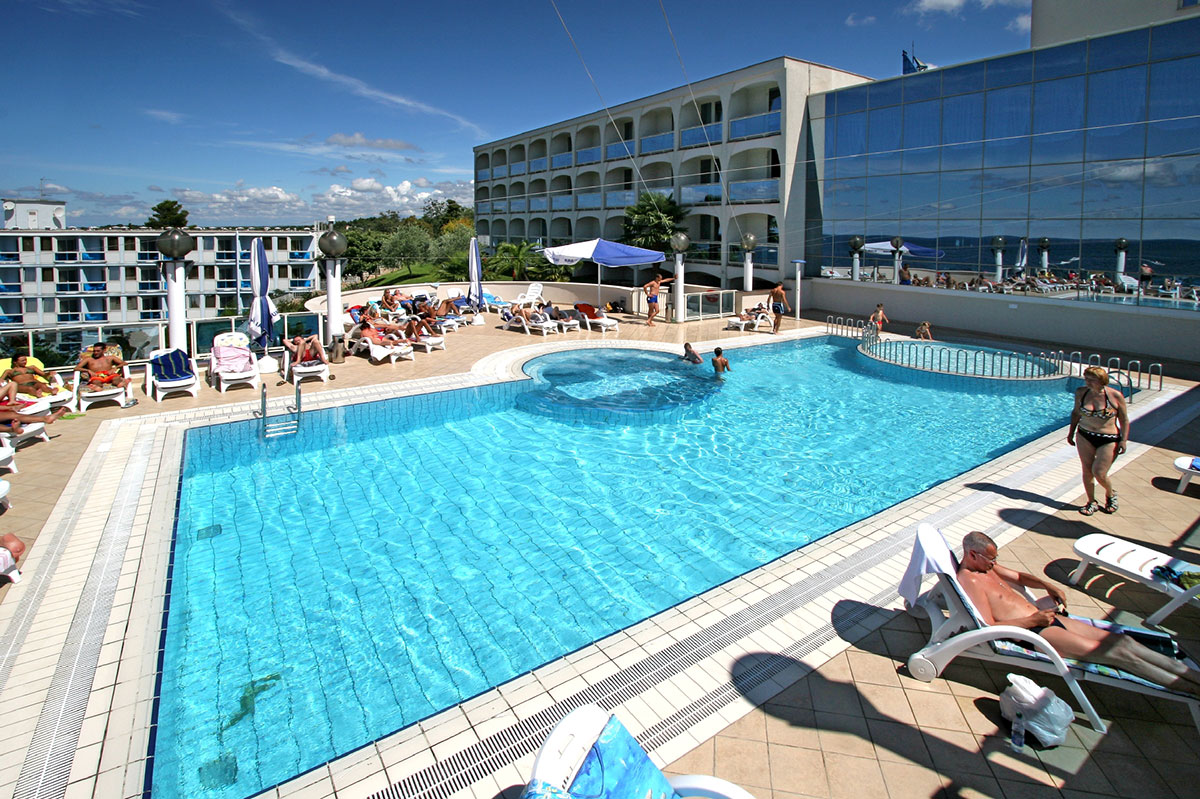 Hrvatska, Poreč, Hotel Gran Vista Laguna