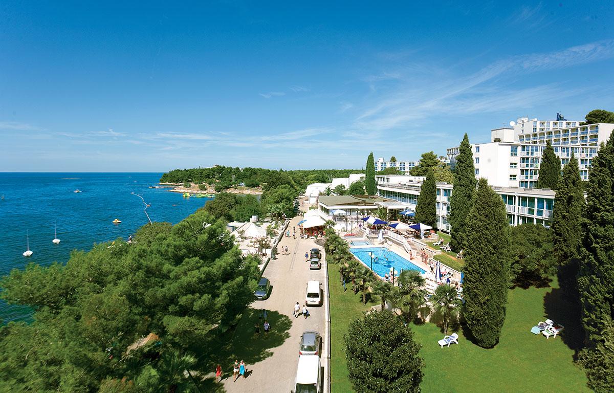 Hrvatska, Poreč, Hotel Zorna Plava Laguna