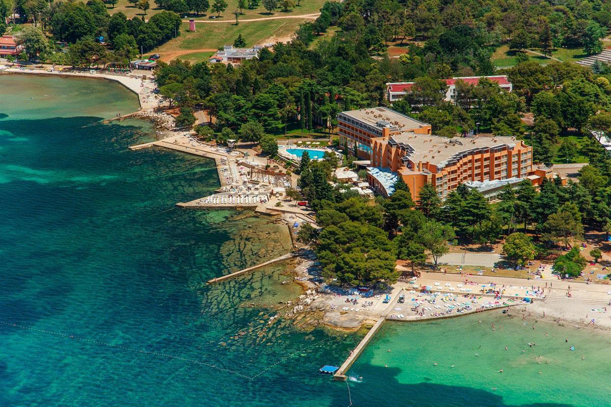 Hrvatska, Umag, Hotel Sol Umag for Plava Laguna & Residence Sol Umag