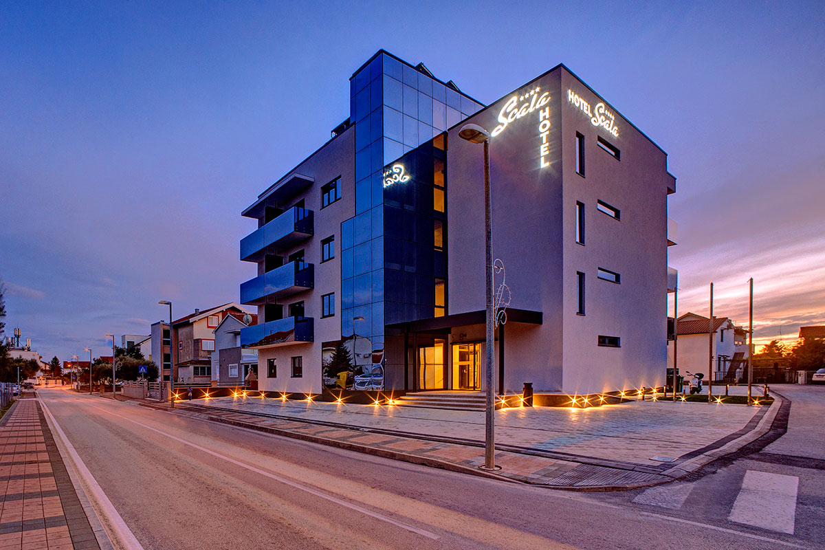 Hrvatska, Vodice, Hotel Scala d'Oro