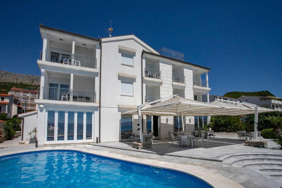 Hrvatska, Split (Podstrana), Hotel Neva