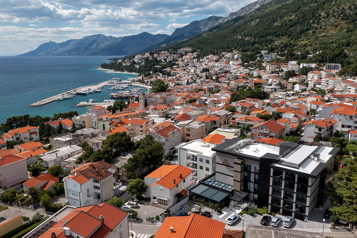 Hrvatska, Baška Voda, Hotel Noemia