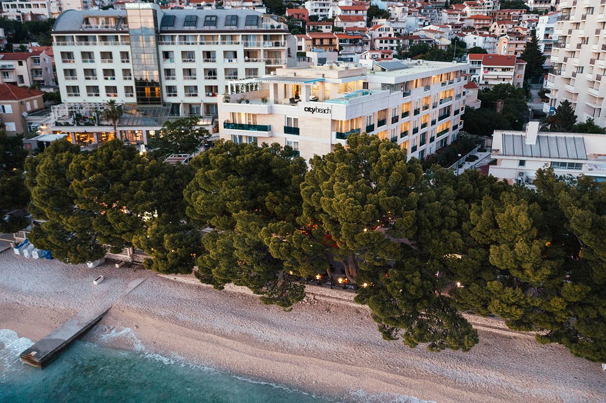 Hrvatska, Makarska, Apartmani City Beach Makarska