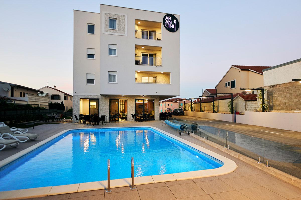 Hrvatska, Vodice, Aparthotel Arancini Residence