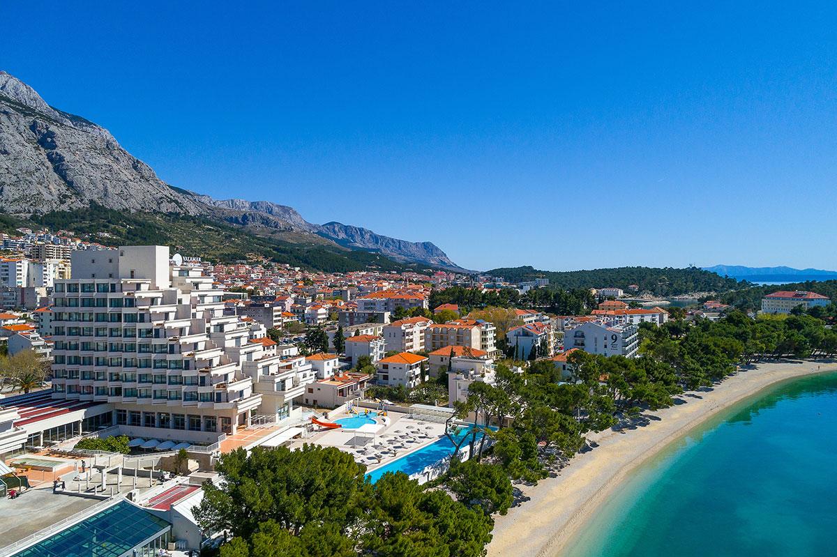 Hrvatska, Makarska, Valamar Meteor Hotel