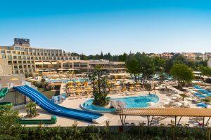 Hrvatska, Poreč, Valamar Parentino Hotel