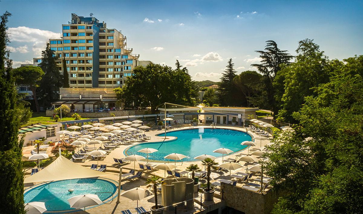 Hrvatska, Poreč, Valamar Pinia Hotel