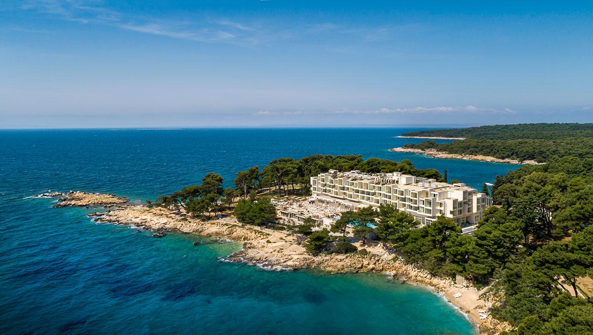 Hrvatska, otok Rab, Suha Punta, Valamar Carolina Hotel & Villas
