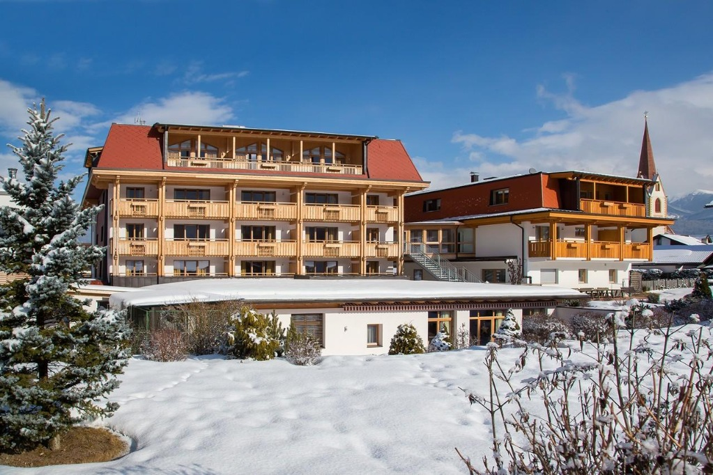 Italija, Kronplatz, Riscone, Hotel Reischach